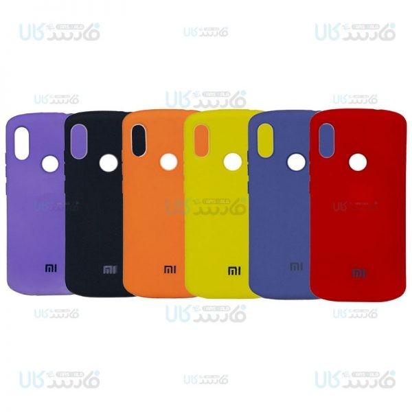 قاب محافظ سیلیکونی آی فیس شیائومی Silicone iFace Case For Xiaomi Redmi Note 7 / Note 7 Pro