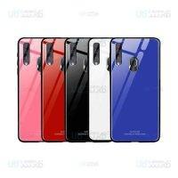 قاب محافظ پشت شیشه ای سامسونگ Tempered Glass Back Case For Samsung Galaxy A60 M40