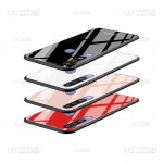 قاب محافظ پشت شیشه ای سامسونگ Tempered Glass Back Case For Samsung Galaxy M30