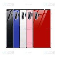 قاب محافظ پشت شیشه ای سامسونگ Tempered Glass Back Case For Samsung Galaxy Note 10 Plus