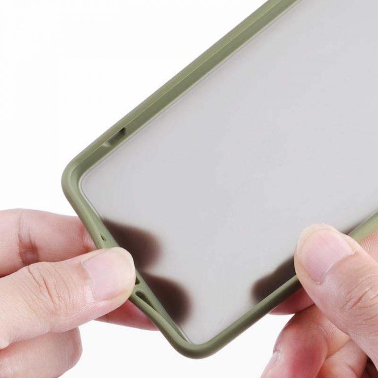 قاب محافظ شیائومی Transparent Hybrid Case For Xiaomi Redmi 8