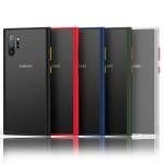 قاب محافظ سامسونگ Transparent Hybrid Case For Samsung Galaxy Note 10 Plus