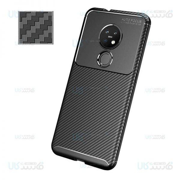 قاب فیبر کربنی نوکیا AutoFocus Becation Beetle Case For Nokia 6.2 7.2