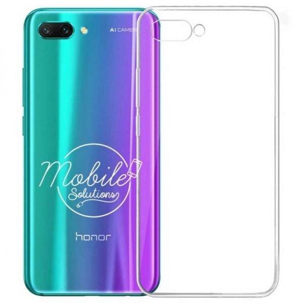 قاب محافظ شیشه ای- ژله ای هواوی Belkin Transparent Case For Huawei Honor 10