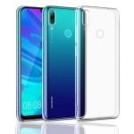 قاب محافظ شیشه ای- ژله ای هواوی Belkin Transparent Case For Huawei Honor 10 Lite P Smart 2019