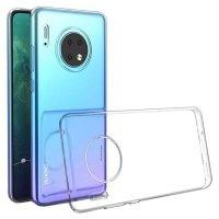 قاب محافظ شیشه ای- ژله ای هواوی Belkin Transparent Case For Huawei Mate 30 Pro
