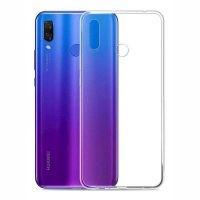قاب محافظ شیشه ای- ژله ای هواوی Belkin Transparent Case For Huawei Y9 2019 Enjoy 9 Plus