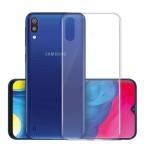 قاب محافظ شیشه ای- ژله ای سامسونگ Belkin Transparent Case For Samsung Galaxy M10