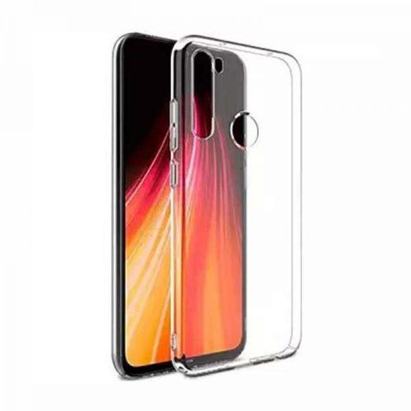 قاب محافظ شیشه ای- ژله ای شیائومی Belkin Transparent Case For Xiaomi Redmi Note 8