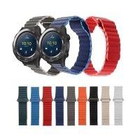 بند چرمی ساعت هوشمند هواوی Huawei Watch 2 Sport مدل Leather Loop