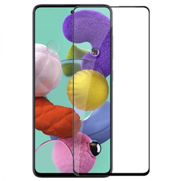 محافظ صفحه نمایش سرامیکی تمام صفحه سامسونگ Ceramics Full Screen Protector Samsung Galaxy A51