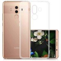 قاب محافظ کریستالی هواوی Clear Crystal Cover For Huawei Mate 10 Pro