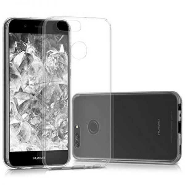 قاب محافظ کریستالی هواوی Clear Crystal Cover For Huawei Nova 2 Plus