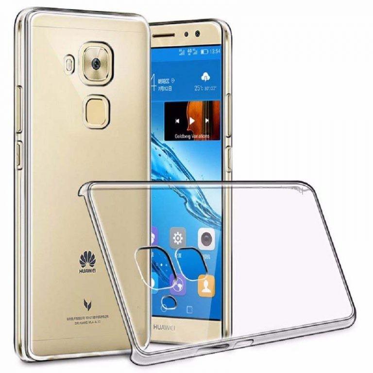 قاب محافظ کریستالی هواوی Clear Crystal Cover For Huawei Nova Plus