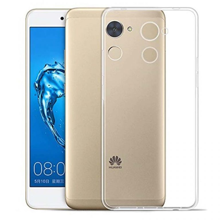 قاب محافظ کریستالی هواوی Clear Crystal Cover For Huawei Y7 Prime