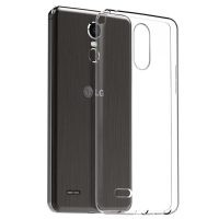 قاب محافظ کریستالی ال جی Clear Crystal Cover For LG Stylus 3