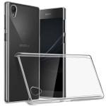 قاب محافظ کریستالی سونی Clear Crystal Cover For Sony Xperia L1