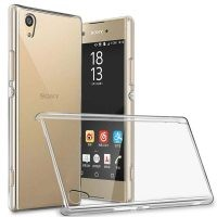 قاب محافظ کریستالی سونی Clear Crystal Cover For Sony Xperia XA1 Plus