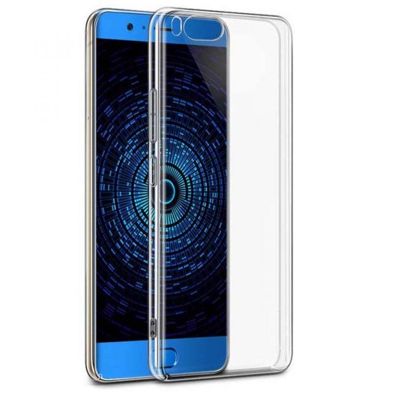 قاب محافظ کریستالی شیائومی Clear Crystal Cover For Xiaomi Mi Note 3