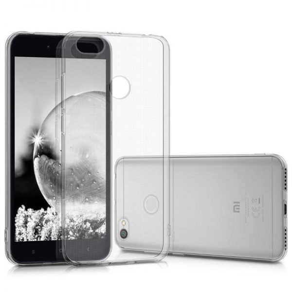 قاب محافظ کریستالی شیائومی Clear Crystal Cover For Xiaomi Redmi Note 5A