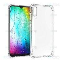 قاب محافظ ژله ای کپسول دار 5 گرمی سامسونگ Clear Tpu Air Rubber Jelly Case For Samsung Galaxy A30s A50s