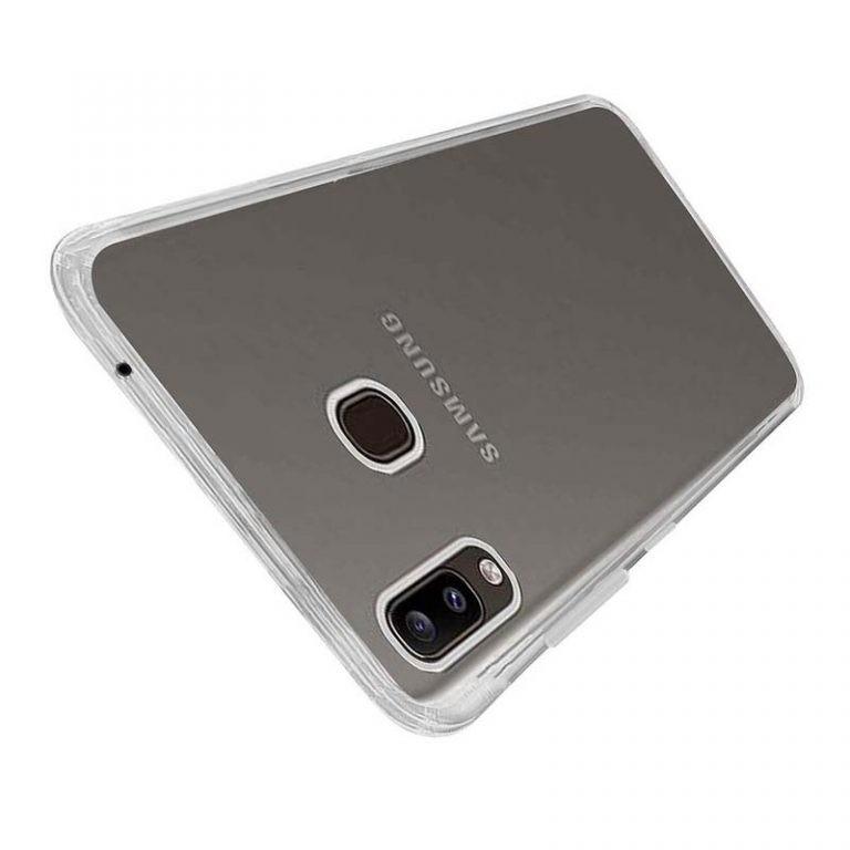 قاب محافظ ژله ای 5 گرمی کوکو سامسونگ Coco Clear Jelly Case For Samsung Galaxy M10s