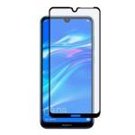 محافظ صفحه نمایش مات تمام چسب با پوشش کامل هواوی Full Matte Glass Screen Protector For Huawei Y7 2019 Y7 Prime 2019