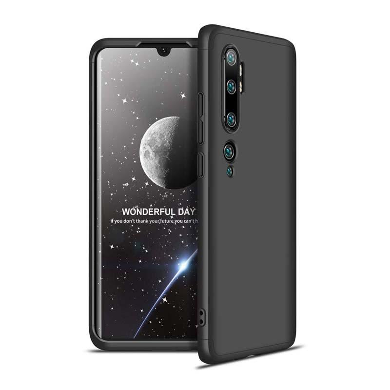 قاب محافظ با پوشش 360 درجه شیائومی GKK 360 Full Case For Xiaomi Mi CC9 Pro Mi Note 10 Mi Note 10 Pro