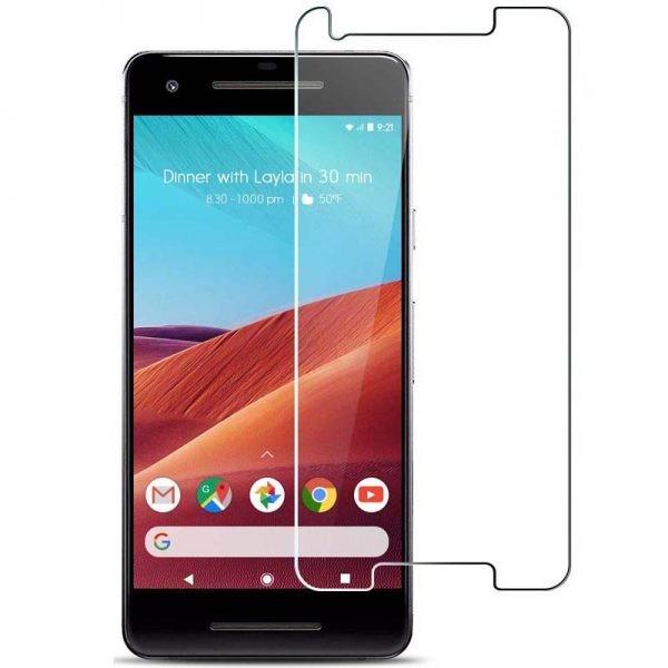 محافظ صفحه نمایش شیشه ای Glass Screen Protector For Google Pixel 2