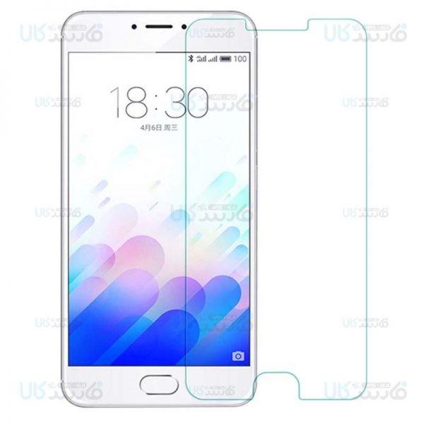 محافظ صفحه نمایش شیشه ای Glass Screen Protector For Meizu M3 Note