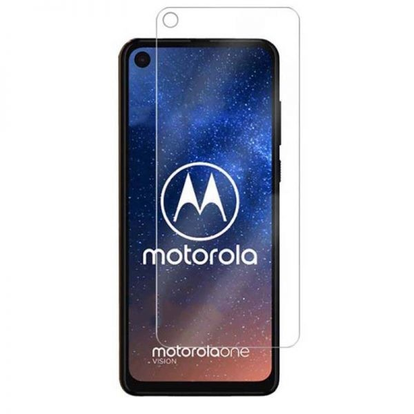 محافظ صفحه نمایش شیشه ای Glass Screen Protector For Motorola one Action