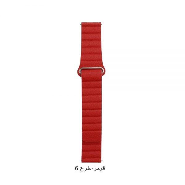 بند چرمی ساعت هوشمند سامسونگ Gear S2 Classic مدل Leather Loop