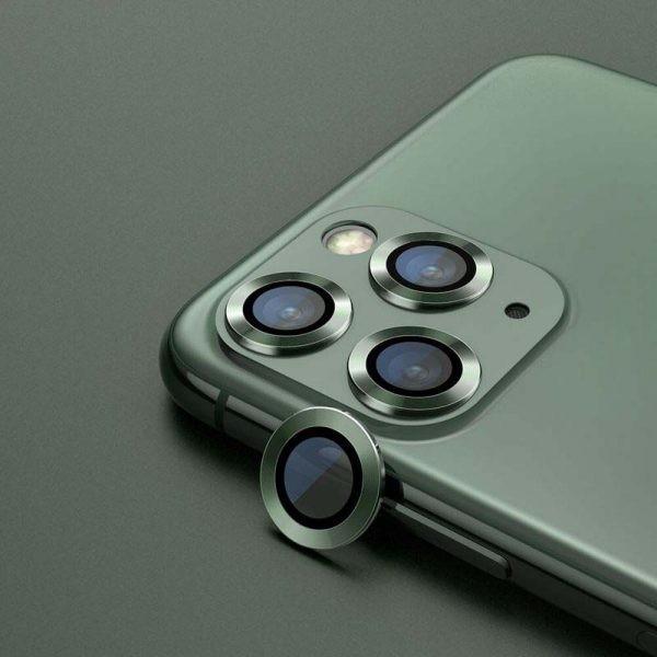 محافظ لنز دوربین فلزی نیلکین آیفون Nillkin CLRFilm Camera For Apple iPhone 11 Pro 11 Pro Max