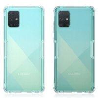قاب محافظ ژله ای نیلکین سامسونگ Nillkin Nature Series TPU case for Samsung Galaxy A71