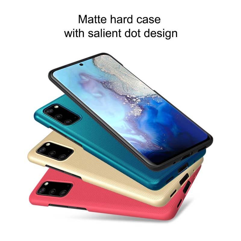 قاب محافظ نیلکین سامسونگ Nillkin Super Frosted Shield Case Samsung Galaxy S20