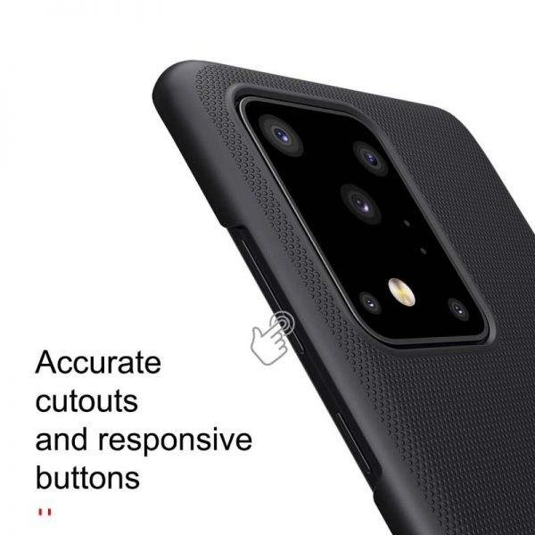 قاب محافظ نیلکین سامسونگ Nillkin Super Frosted Shield Case Samsung Galaxy S20 Ultra