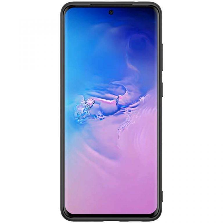 قاب محافظ نیلکین سامسونگ Nillkin Textured nylon fiber Case Samsung Galaxy S20 Ultra