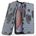 قاب محافظ انگشتی سامسونگ Ring Holder Iron Man Armor Case Samsung Galaxy A10s