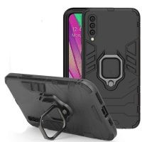 قاب محافظ انگشتی سامسونگ Ring Holder Iron Man Armor Case Samsung Galaxy A50s A50 A30s