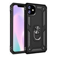 قاب محافظ انگشتی اپل Ring Rugged Hybrid Armor 360 Case Apple iPhone 11