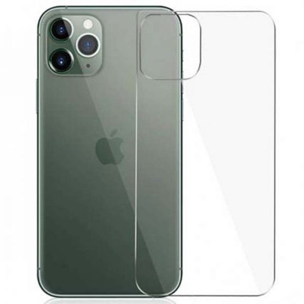 برچسب محافظ پشت نانو اپل Back Nano Screen Guard for Apple iPhone 11 Pro Max