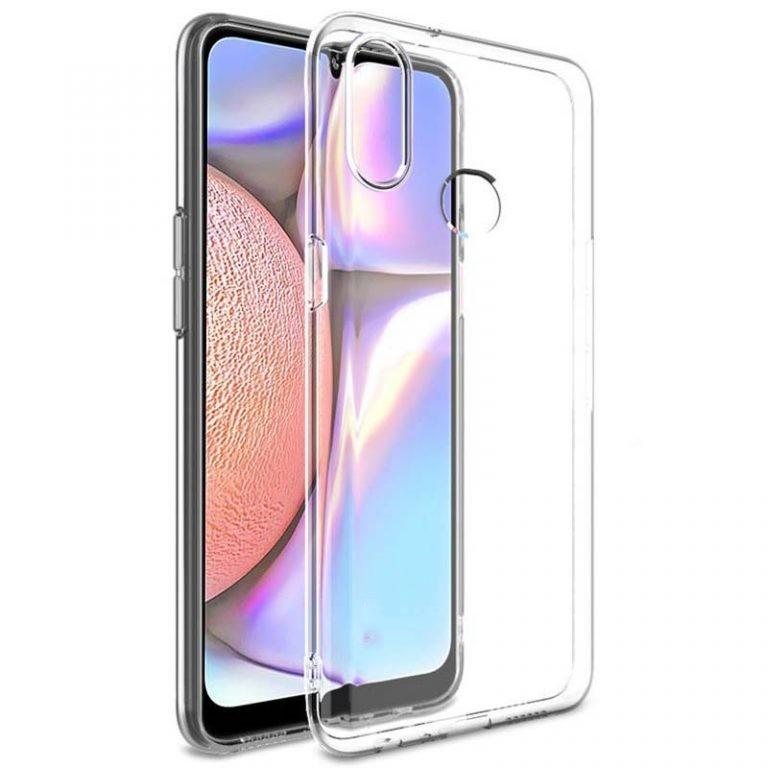 قاب محافظ ژله ای سامسونگ Clear Jelly Case For Samsung Galaxy A10s