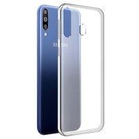 قاب محافظ ژله ای سامسونگ Clear Jelly Case For Samsung Galaxy A20s