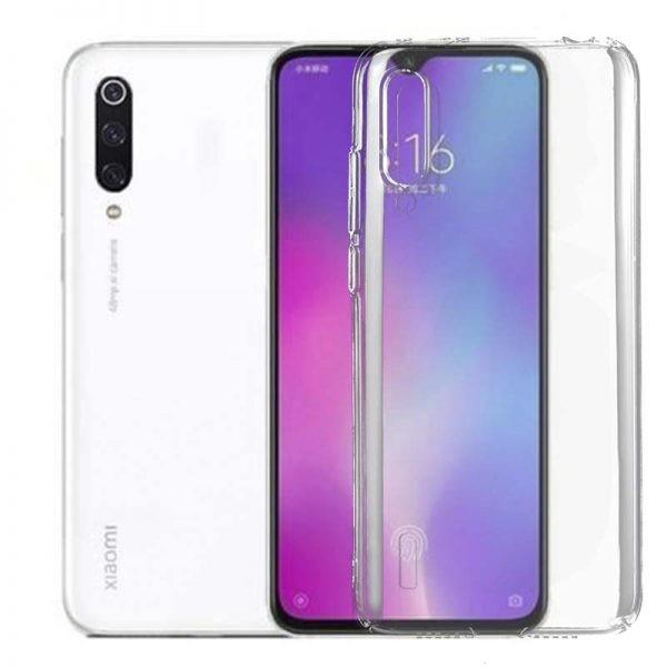 قاب محافظ ژله ای شیائومی Clear Jelly Case For Xiaomi Mi 9 Lite Mi CC9