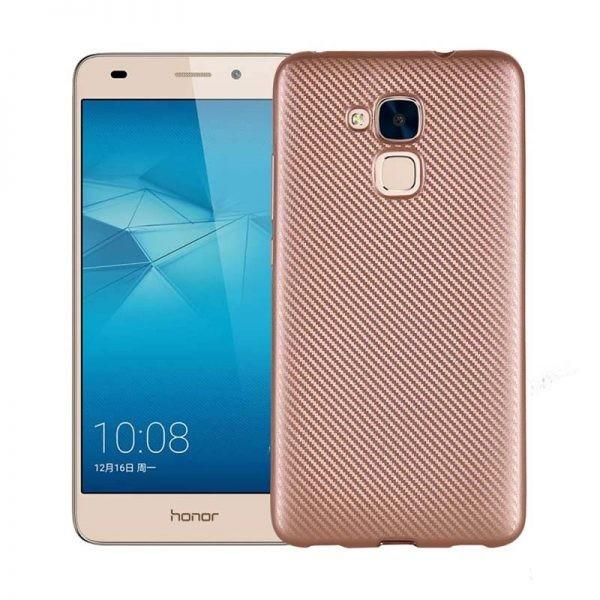 قاب محافظ ژله ای هایمن هواوی Haimen Carbon Fiber Case For Huawei Honor 5C GT3