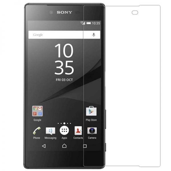 محافظ صفحه نمایش شیشه ای نیلکین سونی Nillkin Amazing H Glass Screen Protector For Sony Xperia Z5 Premium