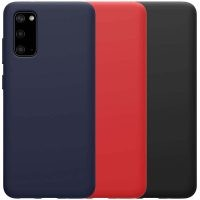 قاب محافظ سیلیکونی نیلکین سامسونگ Nillkin Flex Pure Case Samsung Galaxy S20