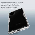 قاب محافظ ژله ای نیلکین سامسونگ Nillkin Nature Series TPU case for Samsung Galaxy S20 Plus