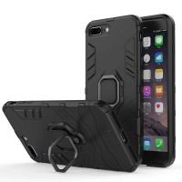 قاب محافظ انگشتی اپل Ring Holder Iron Man Armor Case Apple iPhone 7 Plus 8 Plus