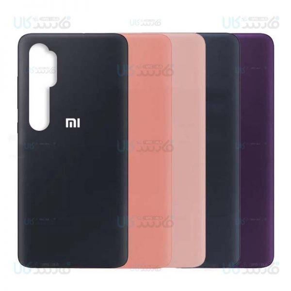قاب محافظ سیلیکونی شیائومی Silicone Case For Xiaomi Mi CC9 Pro / Mi Note 10 / Mi Note 10 Pro